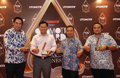 Yamaha Kembali Meraih Penghargaan Dalam Penjualan Matic