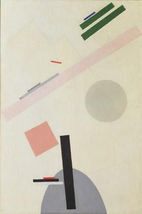 Kasimir Malevich - Pintura suprematista - 1916-17