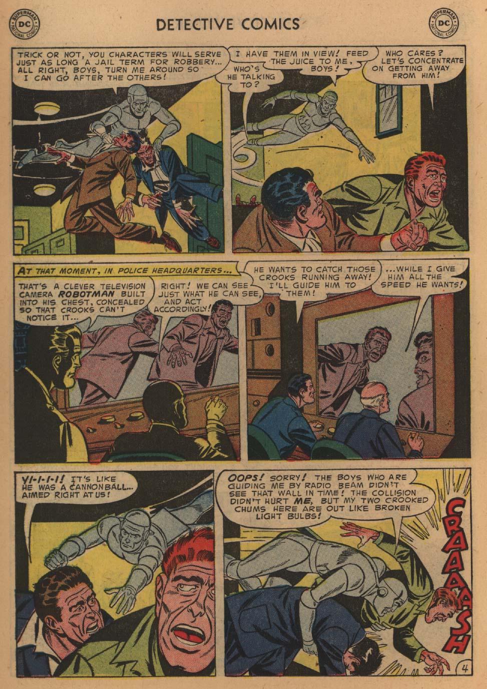 Detective Comics (1937) 195 Page 27