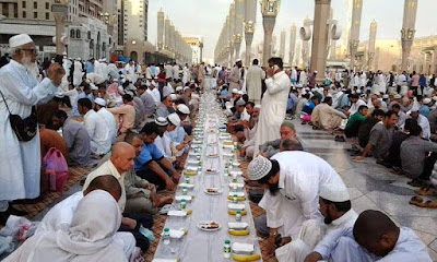 Umroh Ramadhan 2017 Madinah