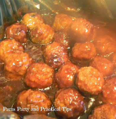 How to make party meatballs