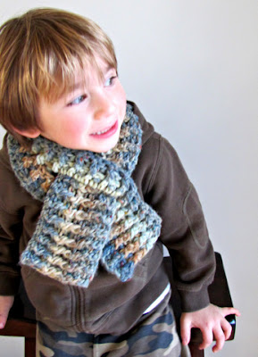 Moose Mouse Creations A Child S Scarf Crochet Pattern
