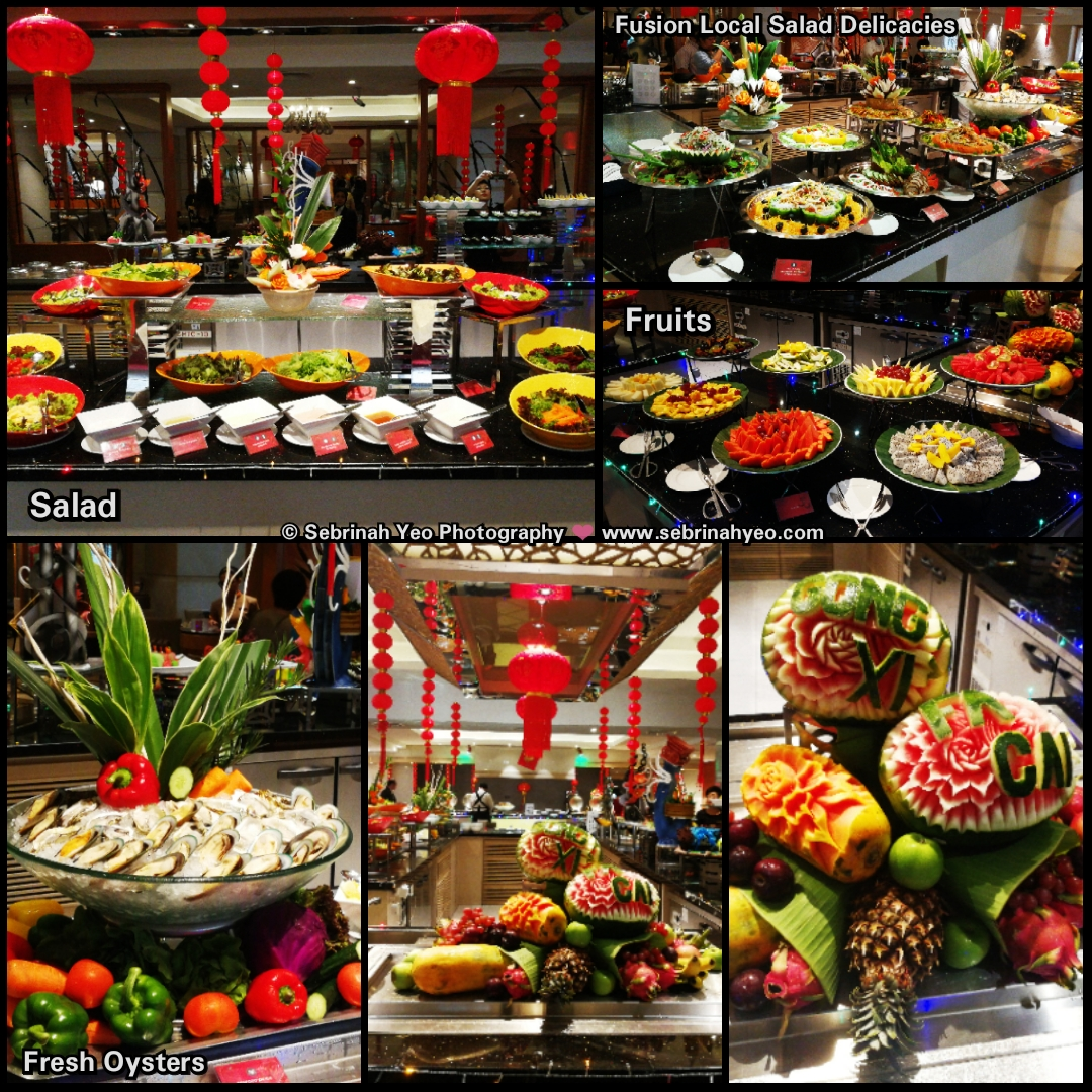 Chinese New Year 2019 Buffet Dinner at Sunway Putra Hotel