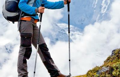 Manfaat dan Kegunaan Trekking Pole