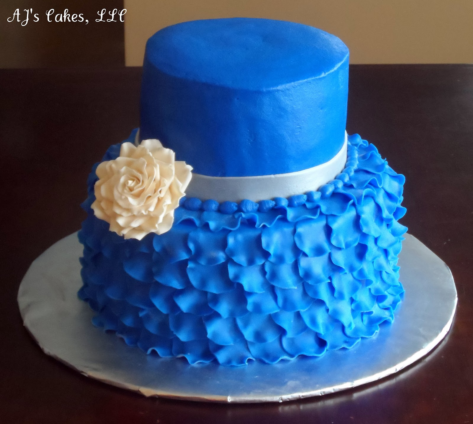 Aj Birthday Cake