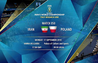 Volleyball World Championship Biss Key 18 September 2018