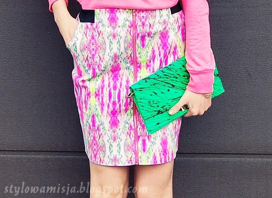moda, pastele, różowy, sukienkowo,