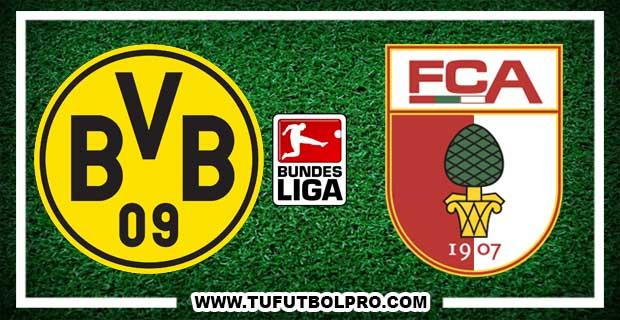 Ver Borussia Dortmund vs Augsburg EN VIVO Por Internet Hoy 20 de DIciembre 2016