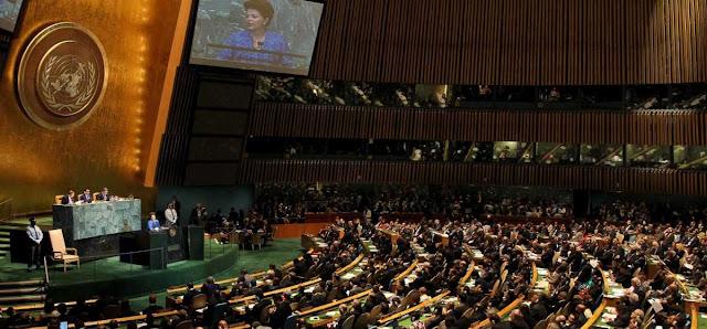ONU y Derecho Internacional