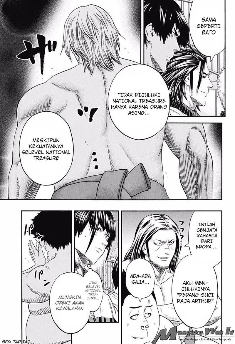 Hinomaru Zumou Chapter 143-3