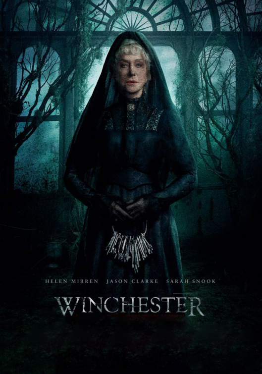 Winchester [2018] [DVDR] [NTSC] [CUSTOM HD] [Latino 5.1]