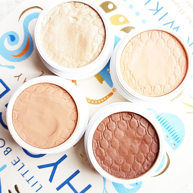 Colour Pop Peachy Keen Super Shock Shadow Foursome
