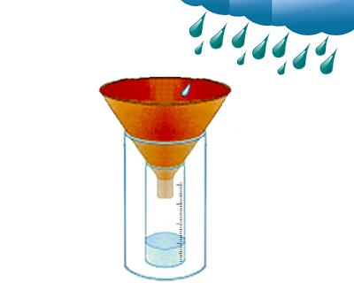 Πώς κατασκευάζουμε ένα βροχόμετρο με απλά υλικά;