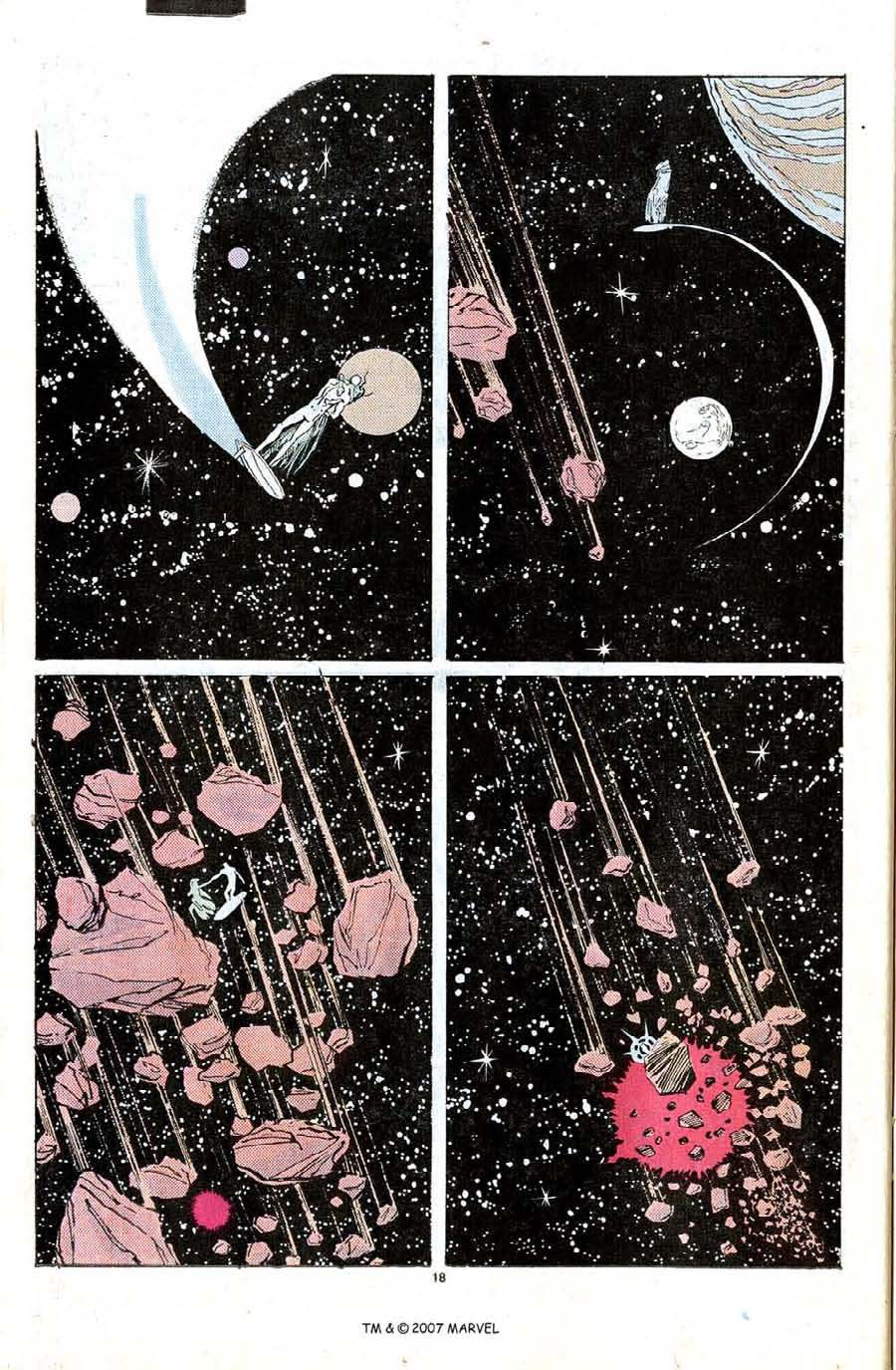 Read online Silver Surfer (1987) comic -  Issue #6 - 26