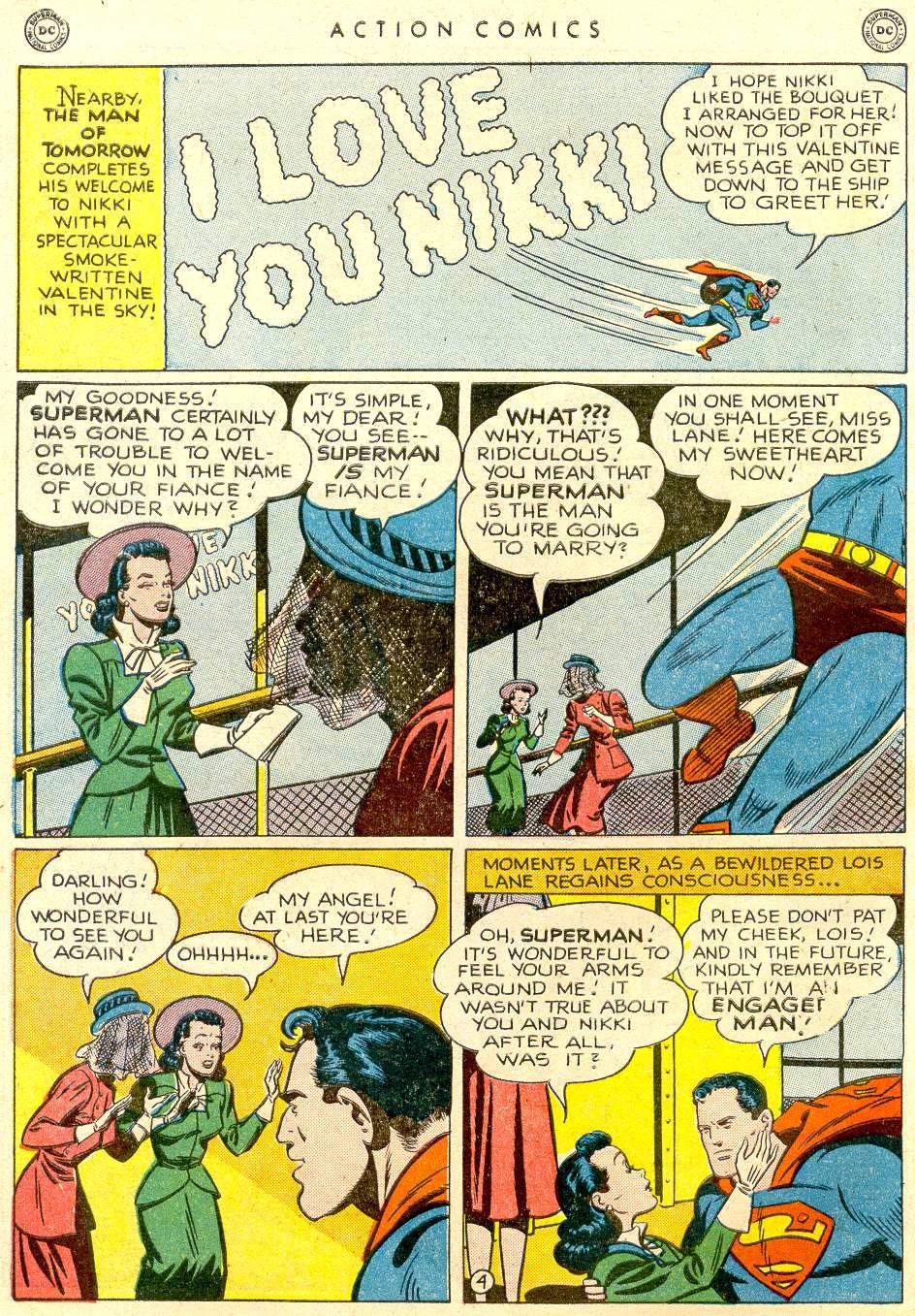 Action Comics (1938) 143 Page 4