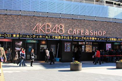 AKB48 Cafe & Shop Akihabara akan Ditutup Bulan Desember