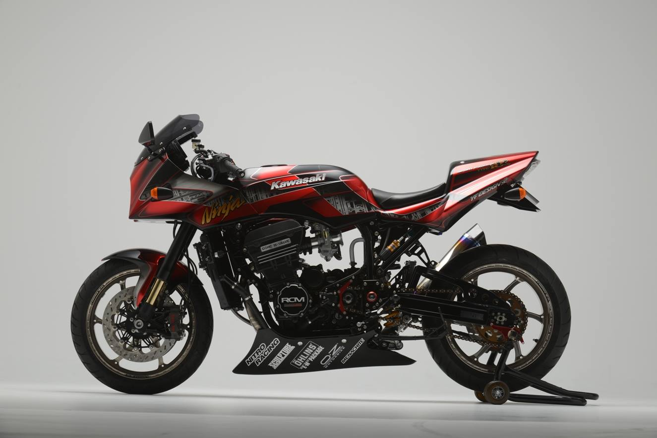 small resolution of kawasaki gpz 900 r rcm 384 sport package type rr by sanctuary tokyo west