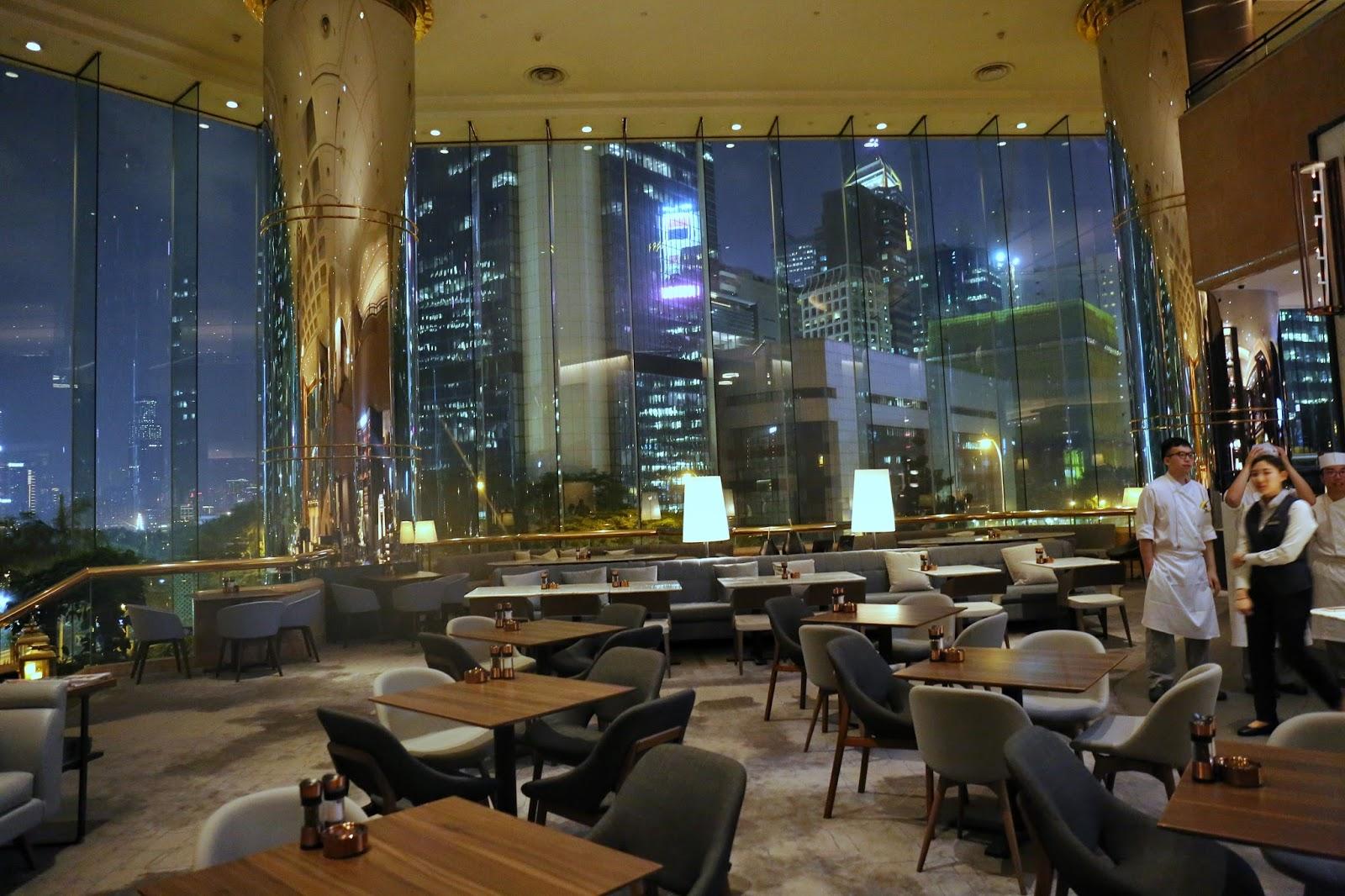 香港JW萬豪酒店 : The Lounge 一週年送大禮 + 萬豪菇菌菜式 | 甜魔媽媽新天地 – U Blog 博客
