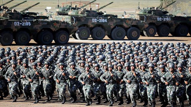 Así quiere China convertirse en la superpotencia militar