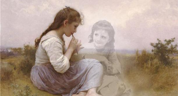 Há crianças no mundo espiritual?