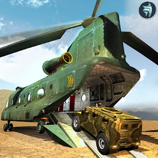 Download OffRoad US Army Transport Sim Mod Apk Terbaru For Android