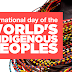 Press Release The International Day of the World's Indigenous Peoples Day 2012