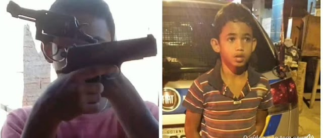 Trindade: Adolescente é assassinado a tiros