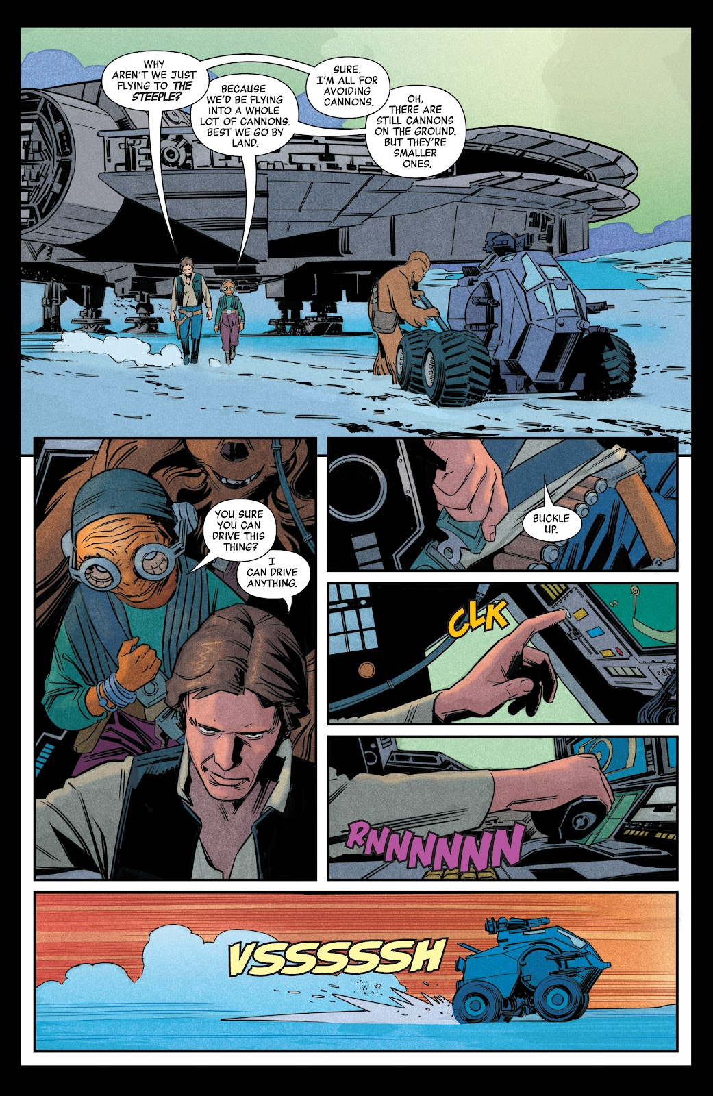 Read online Star Wars: Age of Republic: Heroes comic -  Issue # TPB - 93