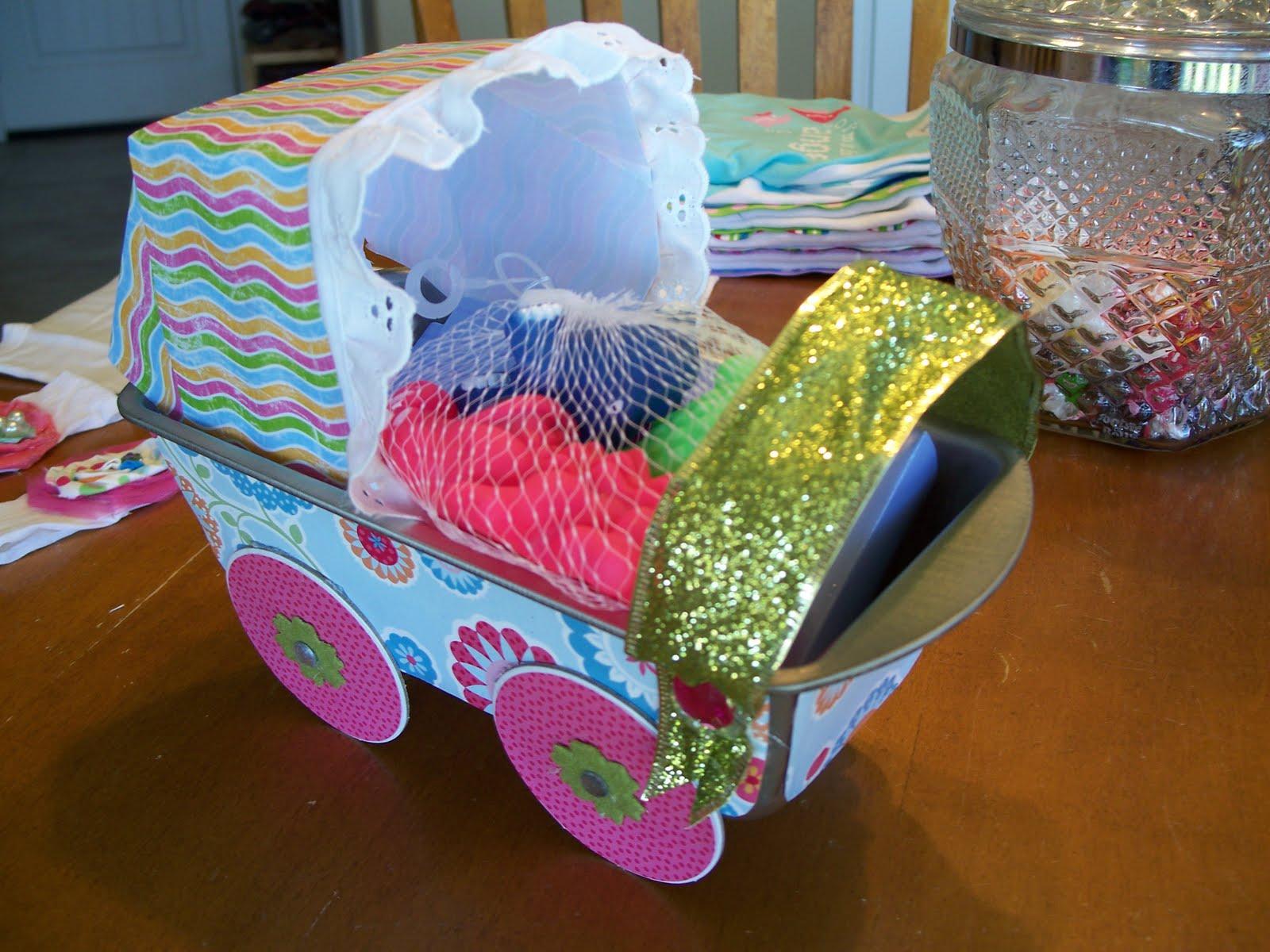 Funky Craft Mama Homemade Baby Gifts