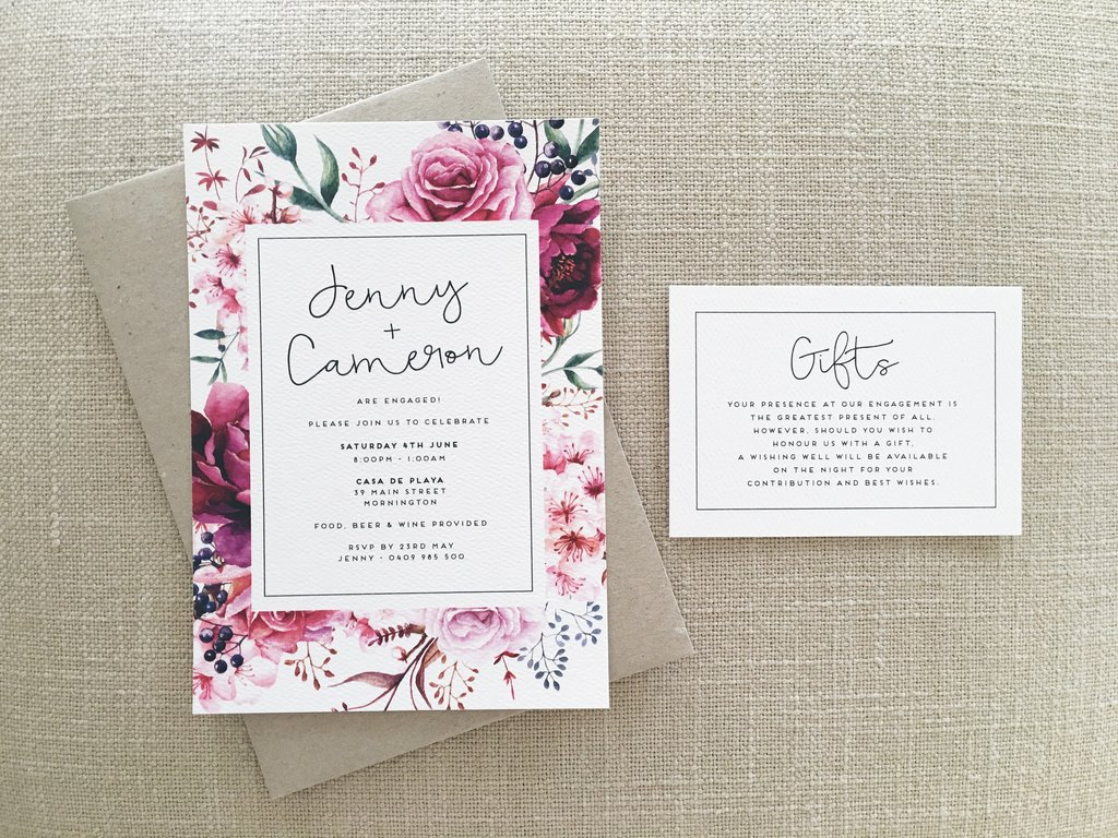 ➳ WEDDING INVITATIONS | WHAT TO INCLUDE - To the Aisle Australia
