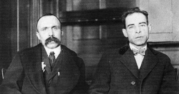 Sacco and Vanzetti Paper