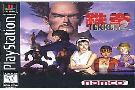 Download Tekken 2 Game For PC
