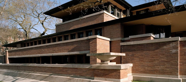 architettura-organica-Robie-House