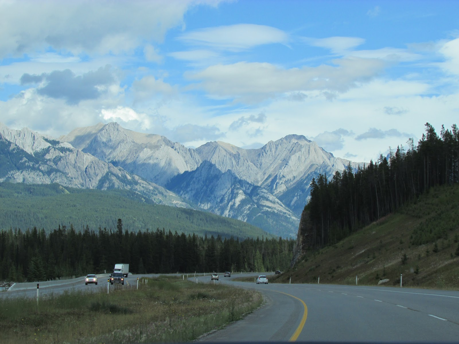 Trans-Canada Highway Sights | Akinokiki