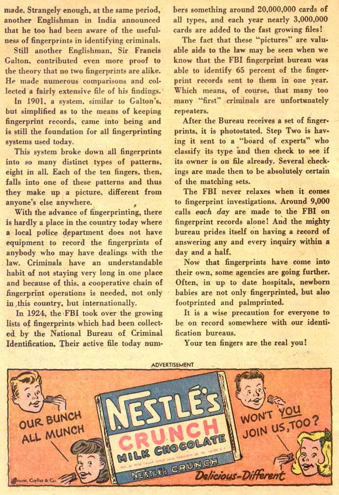Read online Detective Comics (1937) comic -  Issue #160 - 36