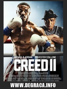 download creed 2 completo torrent - Creed 2 Filme Torrent (2019) Dublado em 720p / 1080p – Download