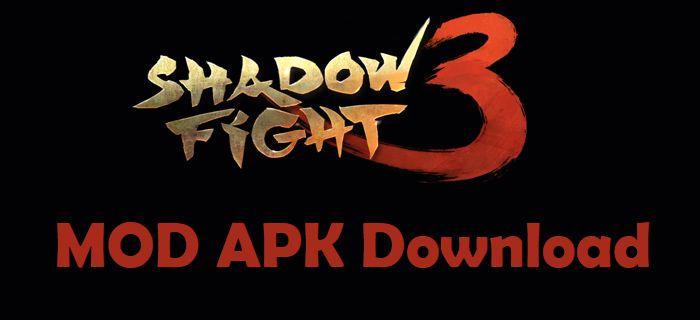 تحميل لعبة shadow fight 3 مهكرة للاندرويد بدون روت