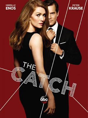 The Catch (TV Series) S01 2016 DVD R1 NTSC Sub