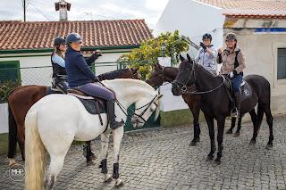Riitta Kosonen, Katja Ståhl, Kavioliitto, Portugali, Horsexplore