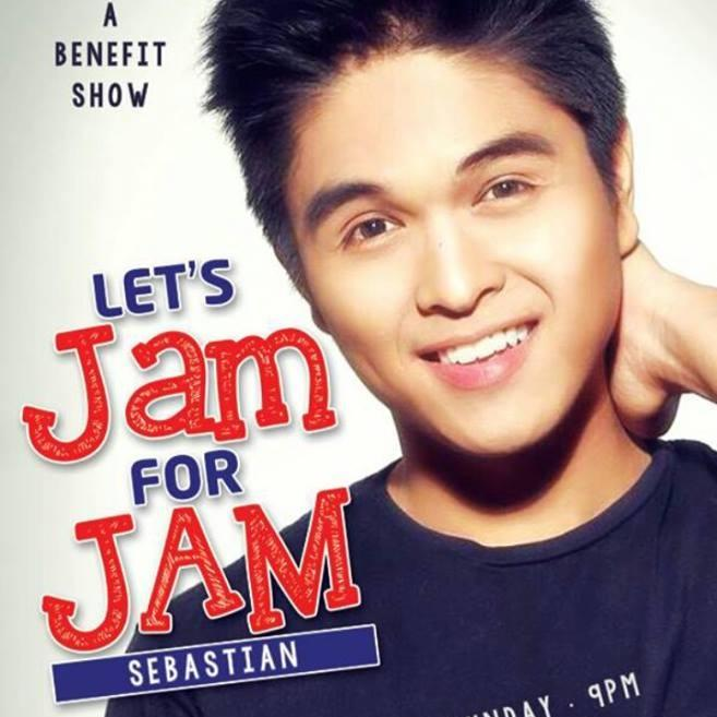 Jam sebastian, Battle for cancer, cancer, Mich liggayu, Jamich,