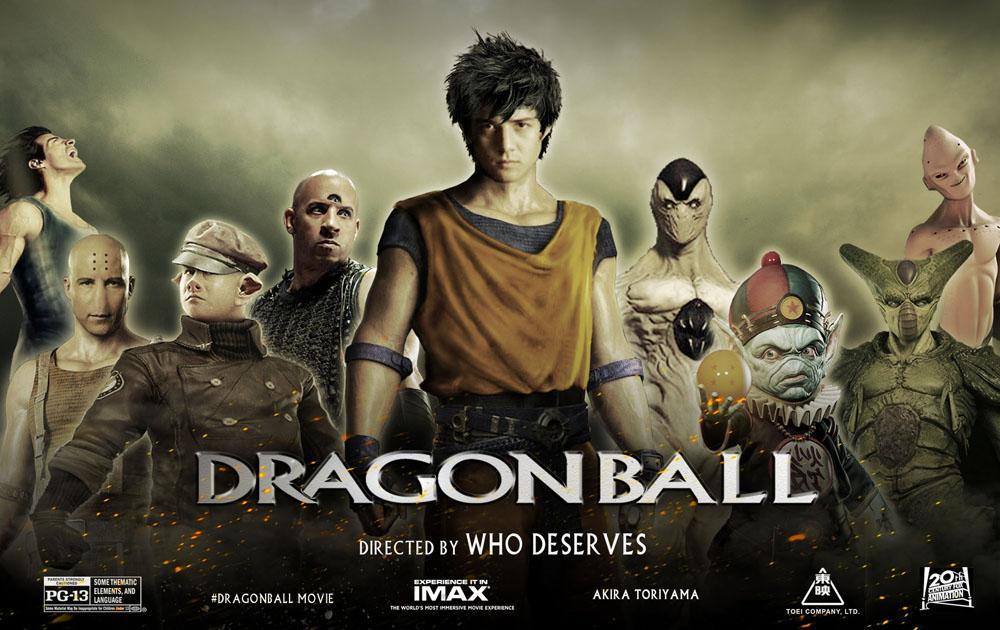 Dragonball Film