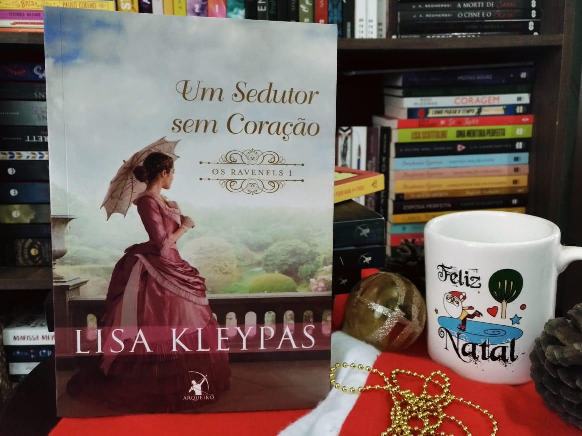 confira nossa resenha do livro Um Sedutor Sem Coração - Lisa Kleypas