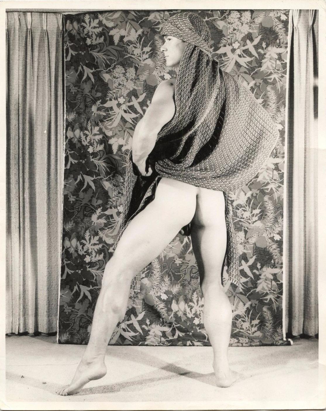 Male Models Vintage Beefcake-5283