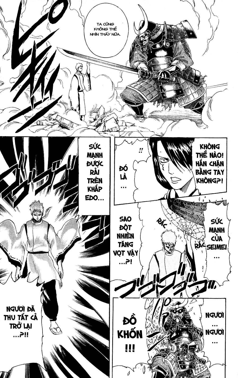 Gintama Chap 286 page 18 - Truyentranhaz.net