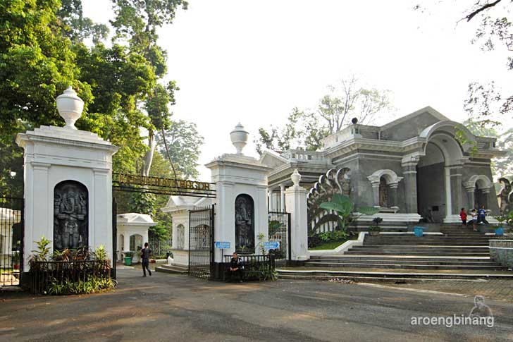gerbang kebun raya bogor