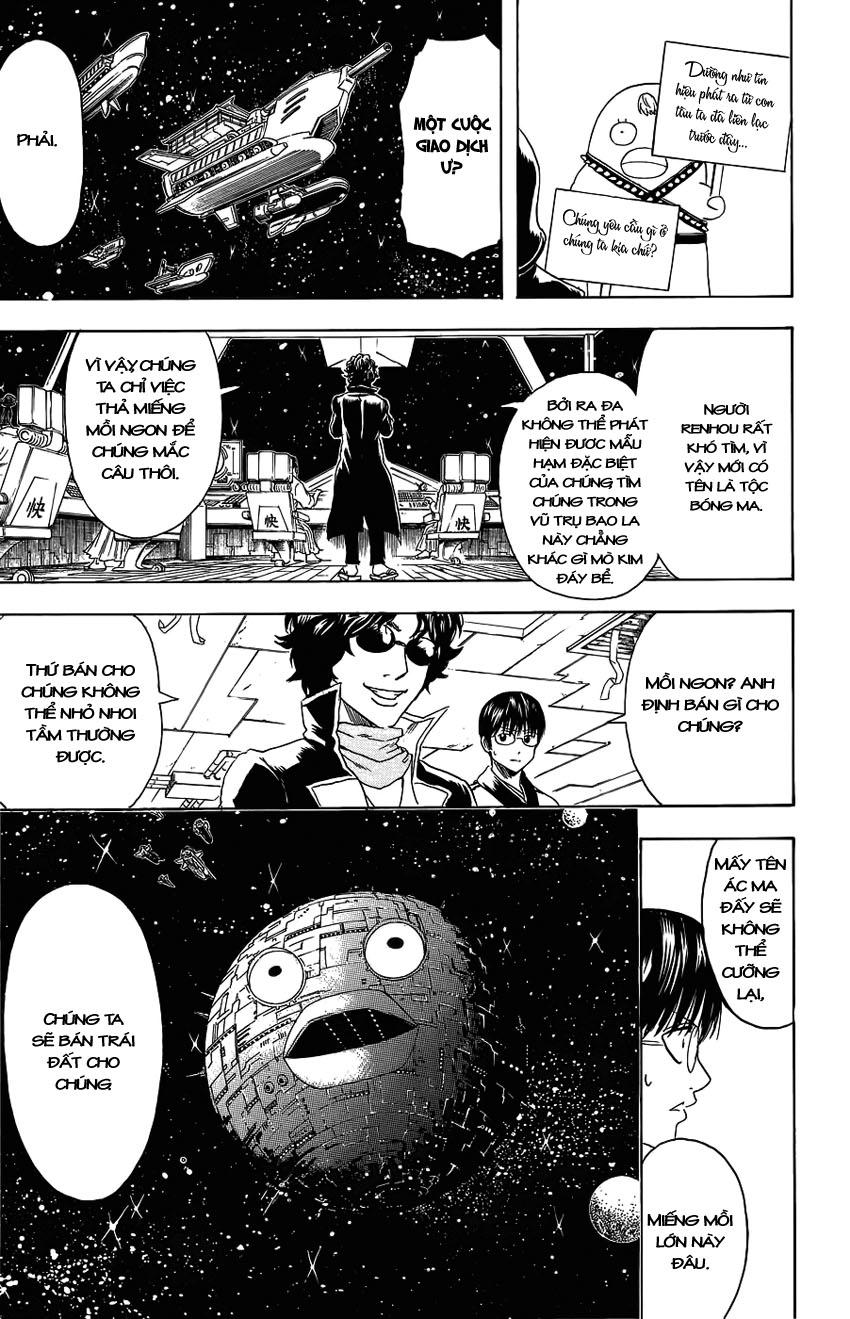 Gintama Chap 355 page 9 - Truyentranhaz.net