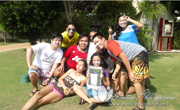 Jpark Island Resort and Waterpark Cebu Bloggers Team Building