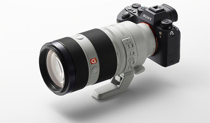 Sony A9 с объективом 100-400mm FE GM