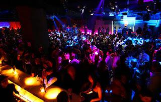Una discoteca a Barcellona