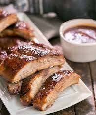 BBQ Ribs Recipe Instant Pot Style Ribs